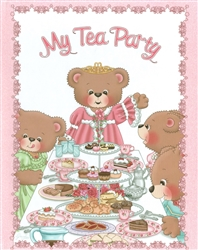 My Tea Party (10 Covers and 10 Page Sets)