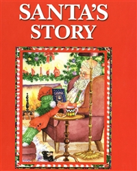 Santa's Story (10 Covers and 10 Page Sets)