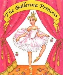 The Ballerina Princess Caucasian (10 Covers and 10 Page Sets)